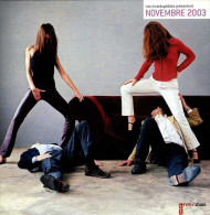 Les Inrockuptibles Rock Electro Rap 2003 - Hit-Compilations