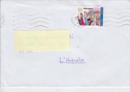 ITALIA  2005 - Lettera - Sassone  2841 -  Intercultura - 6. 1946-.. Repubblica