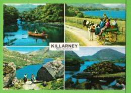 / KILLARNEY....  / / ..../ Carte écrite En 1999 - Other