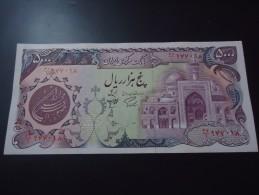1981 IRAN ( OVER PRINT ) VERY RARE 5000 RIALS ( P 130a )   - UNC - - Iran