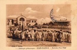 DIRE-DAOUA ARRIVEE D'UN CHEF - Ethiopia