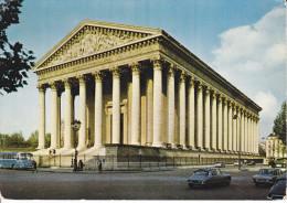 CPSM AUTO VOITURE CITROEN DS BUS PARIS  LA MADELEINE - Voitures De Tourisme