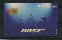 FRANCE - BOSE - 120 U  (USAGÉ) - France