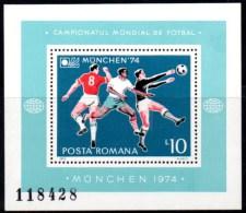 BF 114** : Roumanie, Coupe Du Monde De Football 1974 En Allemagne - Munich. - Coppa Del Mondo