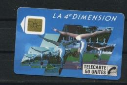 FRANCE -  LA 4è DIMENSION -  50 U - France
