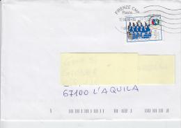 ITALIA 2006 - Lettera - Sassone  2887 -  Nazionale Cantanti - Musica - 6. 1946-.. Repubblica