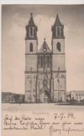 MAGDEBURG-Der Dom- - Magdeburg