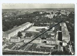 CPM - En Avion Au Dessus De ...Langres - Quartier Turenne - Langres