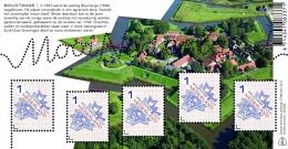 Nederland / The Netherlands - MNH / Postfris - Sheet Mooi Nederland Bourtange 2015 NEW!! - Period 1980-... (Beatrix)