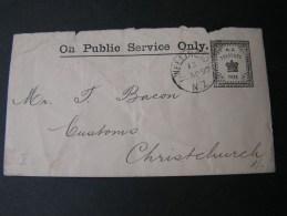 == NZ Cv. 1897 - 1855-1907 Kronenkolonie
