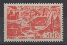 FRANCE - YT PA N° 27 - Neuf ** - MNH - Cote: 77,00 € - 1927-1959 Nuovi