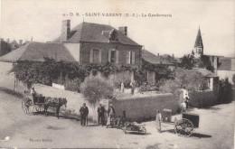 4 -  D. B. SAINT-VARENT (D-S) - La Gendarmerie - France