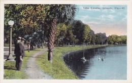 Florida Orlando Lake Lucerne