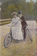 Homme Femme Vélos (Series 1535) Animation, 1908 - Fantasia