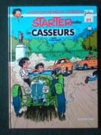 Starter Contre Les Casseurs. - Livres, BD, Revues