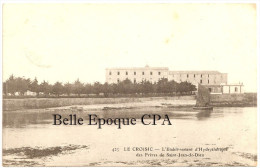 44 - LE CROISIC - L'Établissement D'Hydrothérapie Des Frères De Saint-Jean-de-Dieu ++++ 1904 +++ RARE - Le Croisic