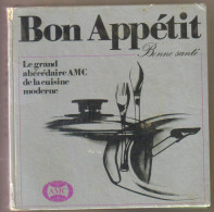 """Livre Ancien  1978 """"Bon Appétit"""" Cuisine Moderne De Giséla Nau - Gastronomie"""