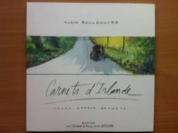 """A. BOULDOUYRE, 2003, """" Carnets D´Irlande / Coupe Gordon Bennett """" ( Cup / Pokal ) Circuit D´Auvergne Michelin - Books, Magazines, Comics"""