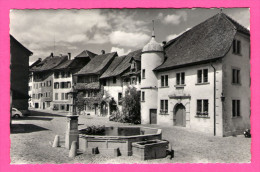 Brugg - Hofstatt - Grande Place Vieille Ville - PHOTOGLOB - 1964 - AG Aargau
