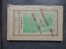 Guerre 39-45 Azay-le-Rideau, 50 Mois Sous La Botte Nazie, J. Maurice (Cheillé) ; Ref 661 C1 - Livres, BD, Revues