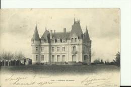 FR1381   --   Vias   --  Chateau La Gardie  --  1904 - Sin Clasificación