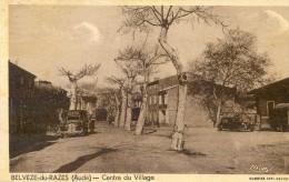 Belvèze Du Razes - Centre Du Village - Bram