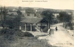 Boutenac - Avenue De L'égalité - Lavoir - Bram