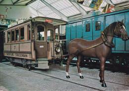 TRAM A CHEVAL DE ZURICH (dil145) - Tramways