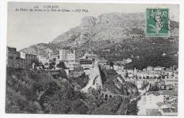 MONACO - N° 504 - LE PALAIS DU PRINCE ET LA TETE DE CHIEN - Prince's Palace