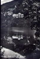 Potenza - badia sul lago monticchio - 5 - formato grande viaggiata