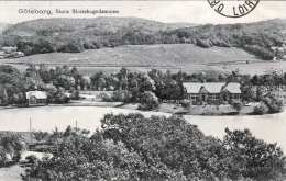GÖTEBORG Stora Slottskogsdammen Gel.1910 - Schweden