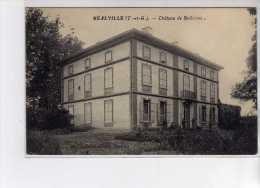 REALVILLE - Château De Bellerive - Très Bon état - Realville