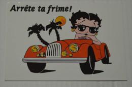 PORT GRATUIT, Betty Boop, Fleisher Studios, Editions Dalix, 1990, Carte N° 15 - Bandes Dessinées