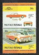 Tuvalu Niutao 1984 - Cadillac Eldorado Auto Car MNH ** - Tuvalu
