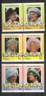 Tuvalu Niutao 1985 - Regina Madre Elisabetta Queen Mother Elizabeth MNH ** - Tuvalu