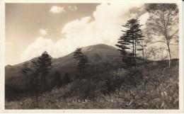 Tsuchiya Japan, Karuizawa Photo Of Hill Landscape On Postcard-sized Paper - Places