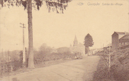 Givroule  Entrée Du Village Circulé En 1936 - Bastogne