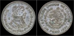 Mexico 1 Peso 1961 - Mexique