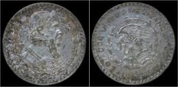 Mexico 1 Peso 1962 - Mexique
