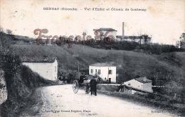 (33) Gensac - Val D'Enfer Et Coteau De Gratecap - Attelage Calèche - BE - 2 SCANS - Francia