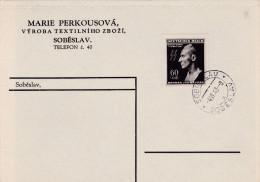 1943 D. Reich +M. BESSERE EF. Sobeslav. MK - Germania
