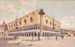 Italy Unused Postcard Venezia  Palazzo Ducale - 1900-44 Vittorio Emanuele III