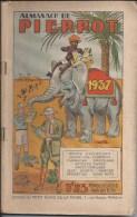 Almanach De PIERROT 1937 - Livres, BD, Revues
