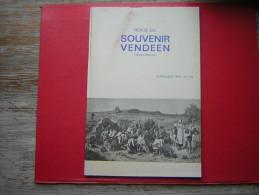 REVUE DU SOUVENIR VENDEEN    SEPTEMBRE  1973  N° 104      TRIMESTRIELLE - Turismo E Regioni