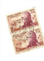 280 En Paire      Avec Magnifique Cachet De KONE     (pag8) - Used Stamps