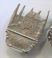 AMERSFOORT - Holland Netherlands, Blason, Coat Of Arms, Vintage Pin Badge - Städte