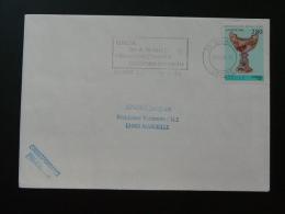 23 Creuse Gueret 20 Ans Des GRETA - Flamme Sur Lettre Postmark On Cover - Marcophilie (Lettres)