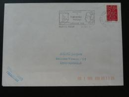 29 Finistere Plonevez Porzay Costume 1992 - Flamme Sur Lettre Postmark On Cover - Disfraces