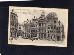 """51690    Belgio,    Bruxelles, Maisons Du Grand Duc Charles De Lorraine Et Du Prince D""""Orange,  NV - Foreste, Parchi, Giardini"""