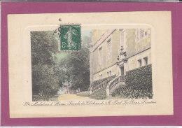 85.- SAINT-MICHEL-EN-L' HERM .- Façade Du Château De M. Paul Le Roux Sénateur - Saint Michel En L'Herm